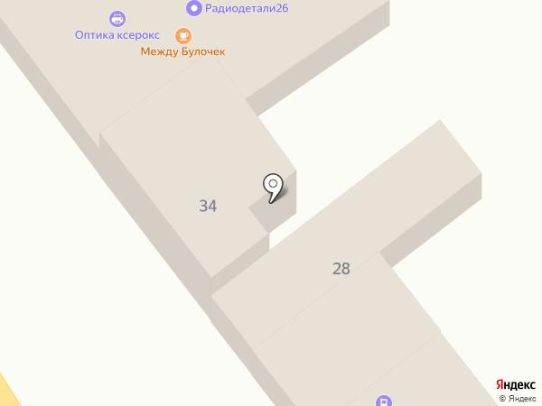 Мартимьянов С.А. на карте