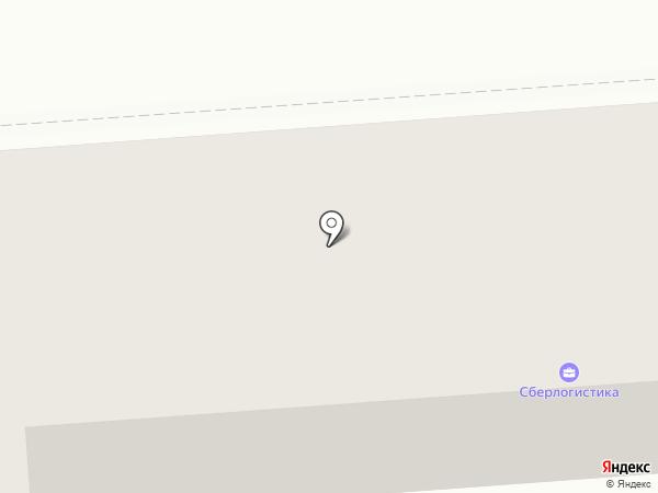 Офитеч на карте