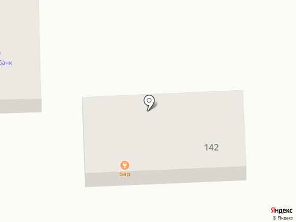 Юнибрайт на карте