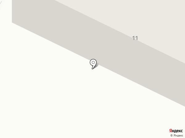 Отдел капитального строительства на карте