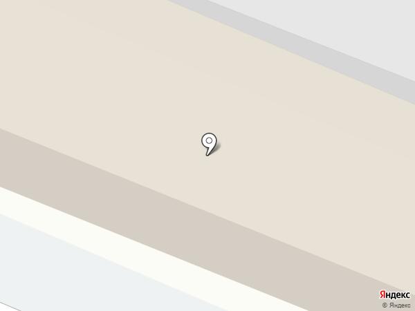 Интерсервис на карте