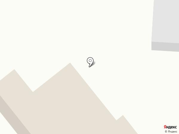 Поляна на карте