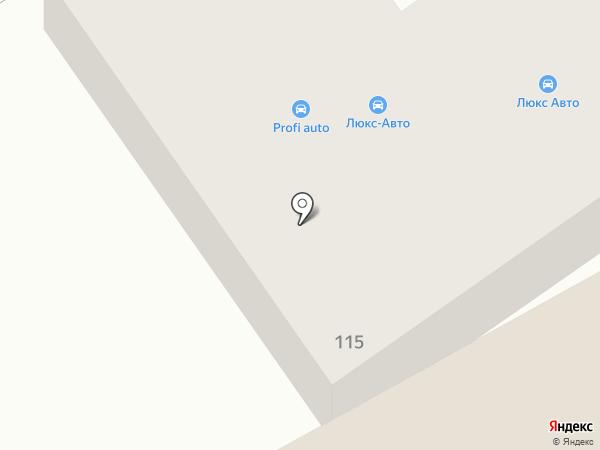 Geely на карте
