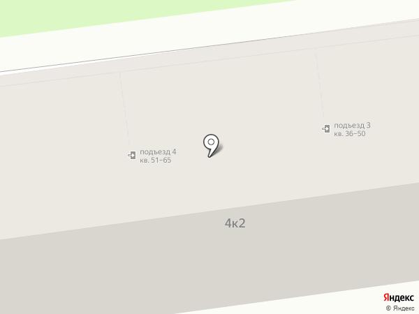 Точка красоты на карте
