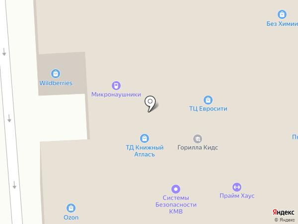 КМВ Тур на карте