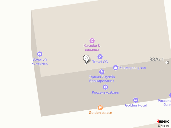 Golden Palace на карте