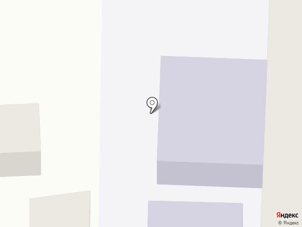 Детский сад №19, Малыш на карте