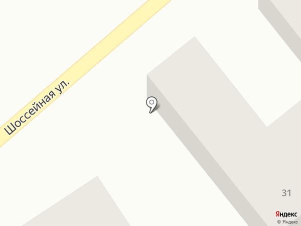 Геула на карте