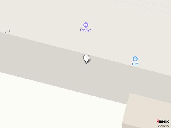 Магазин автозапчастей для Daewoo на карте