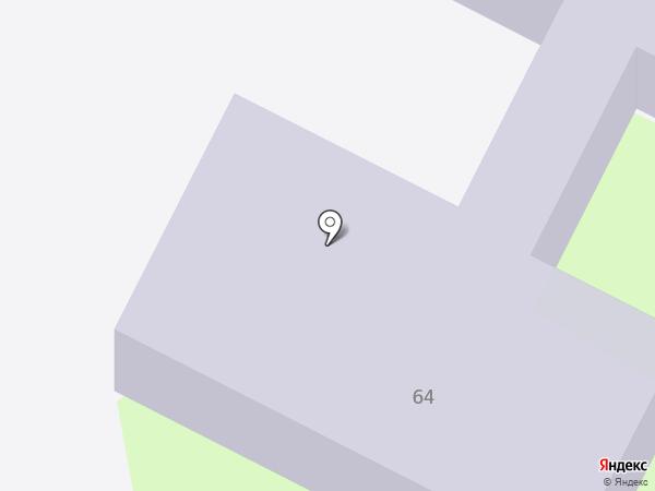 Детский сад №7, Ивушка на карте