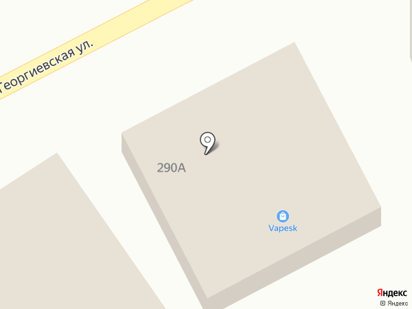 Спутниковое TV на карте