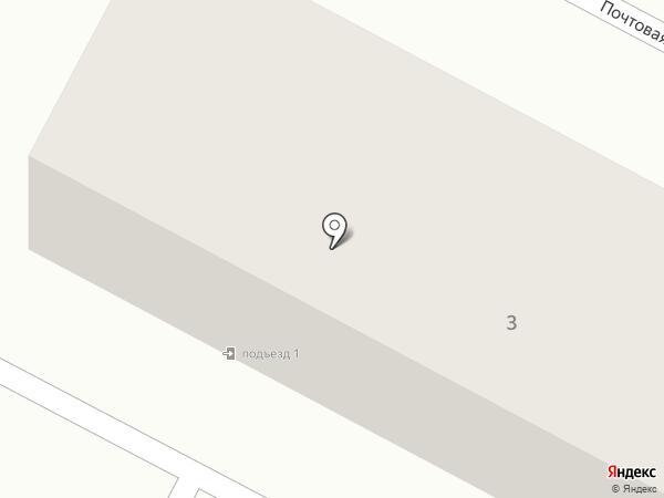Адвокатский кабинет Сорокина Т.В. на карте