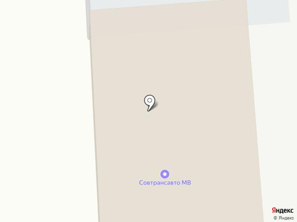 Sovtransavto-сервис на карте