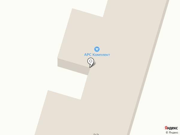 МИПП на карте