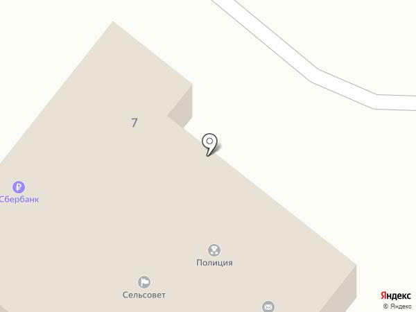 Сельская библиотека №10 на карте