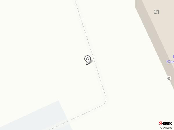 Сектор по работе в пос. Пыра на карте
