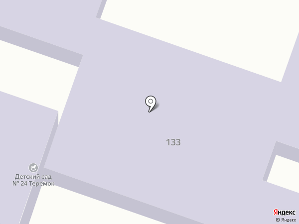 Детский сад №24 на карте