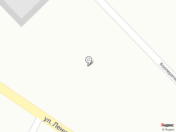 Прима на карте
