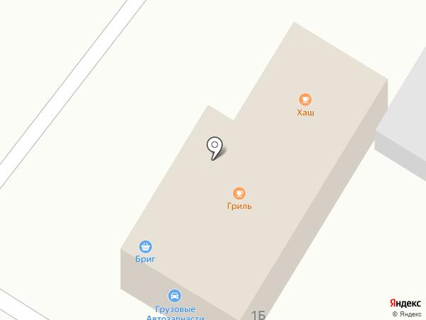 Гриль на карте