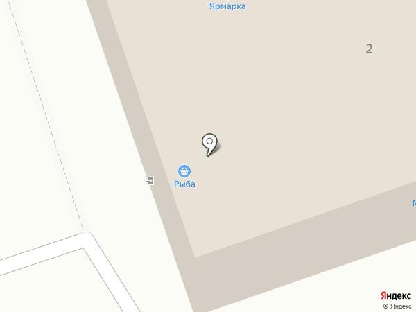 Ярмарка на карте