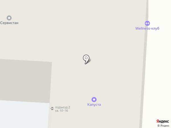 Швеймаш НН на карте