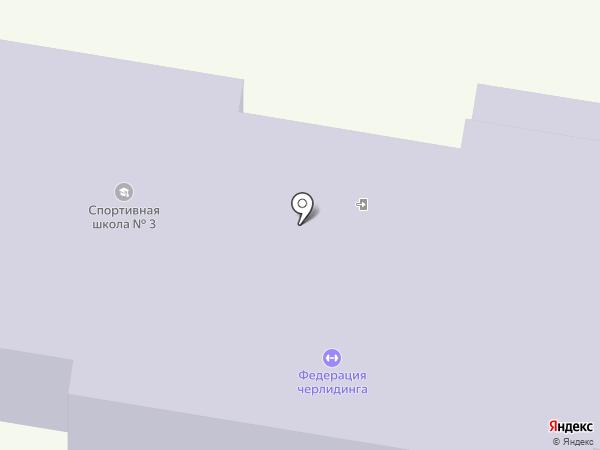 Pif-клуб на карте