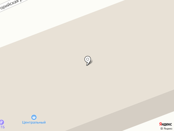 Наутилус на карте