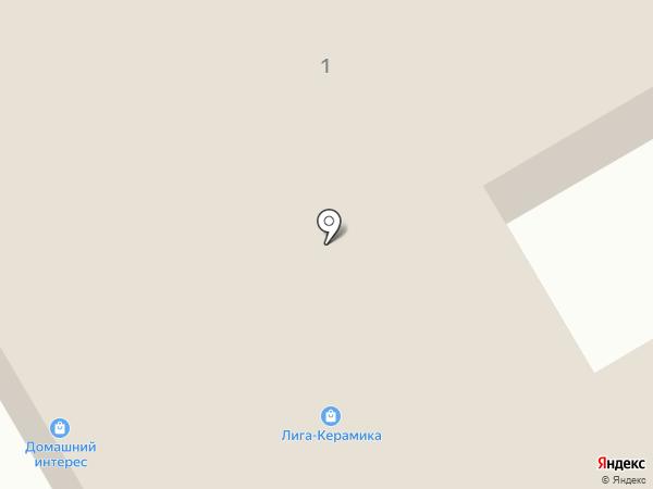 Авто Няня на карте