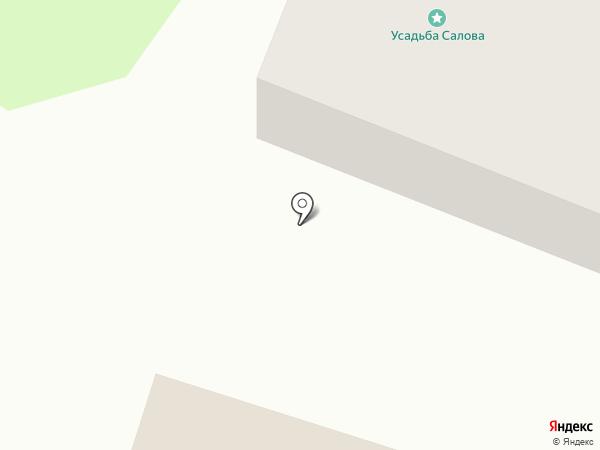 Виб на карте