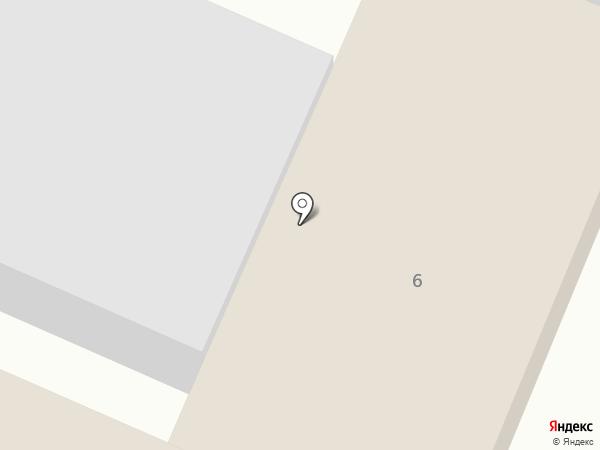 Первая Мастерская на карте