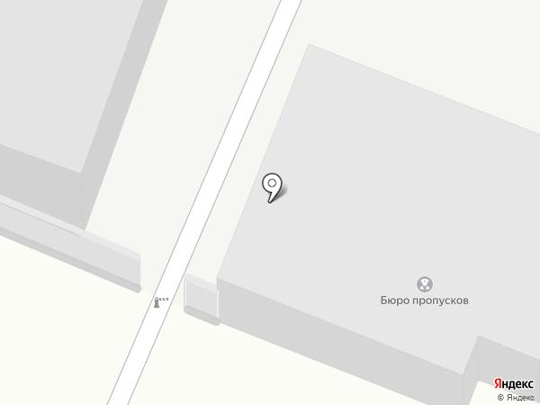 Картон Снаб на карте