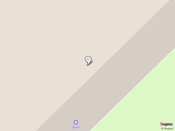Тяни-Толкай на карте