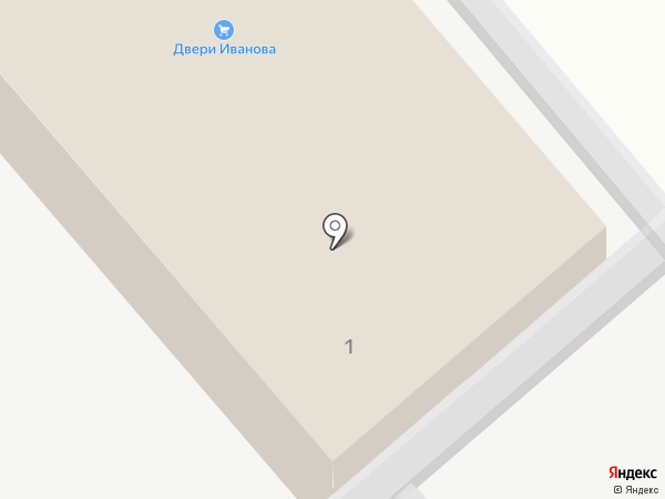 Компания Иванова на карте