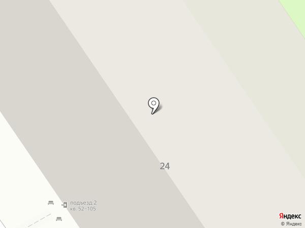 АНТИВИРУС на карте