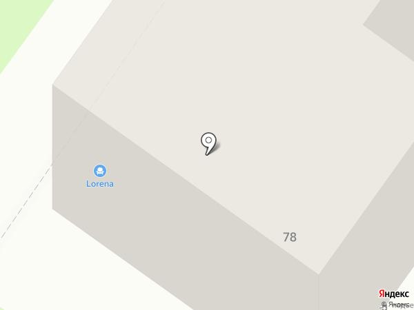 ДорХан Проект на карте