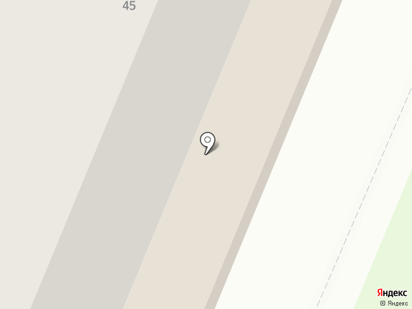 Aquanet на карте