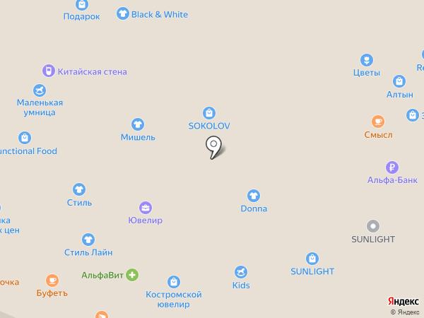 Гео-тур на карте