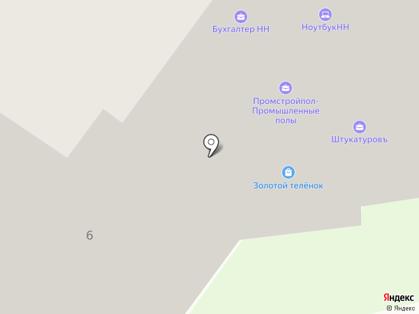 РСН на карте