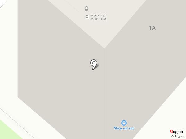 СТУДИЯ ПРОФИ-НН на карте