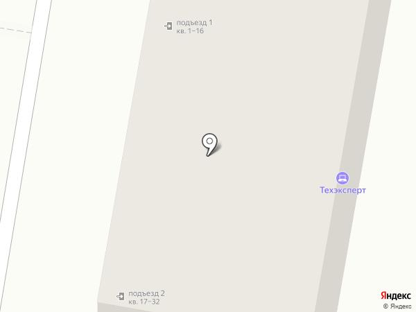 Кродо на карте