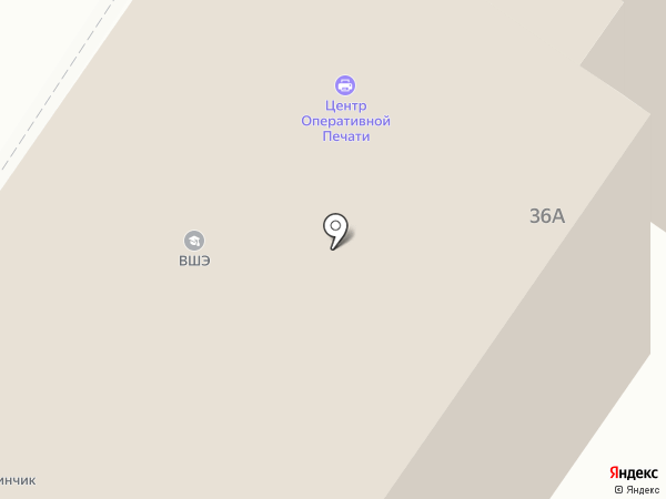 Павловский лимон на карте