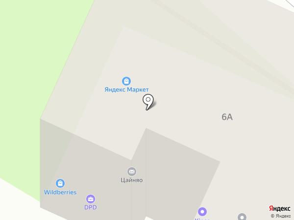 Свой Стиль на карте