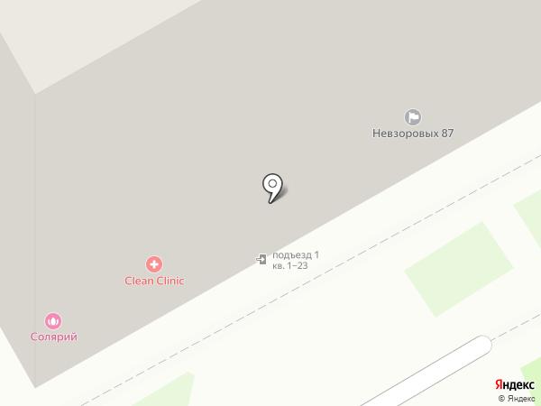 Мастеркласс на карте