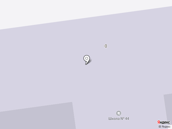 Малая Третьяковка на карте
