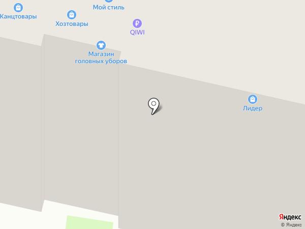 Цифровой Друг на карте