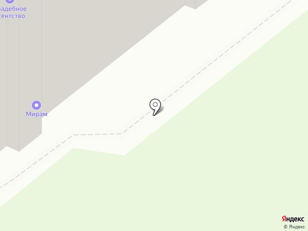 Принтмакс-НН на карте