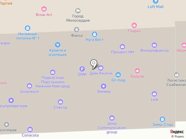Ресет на карте