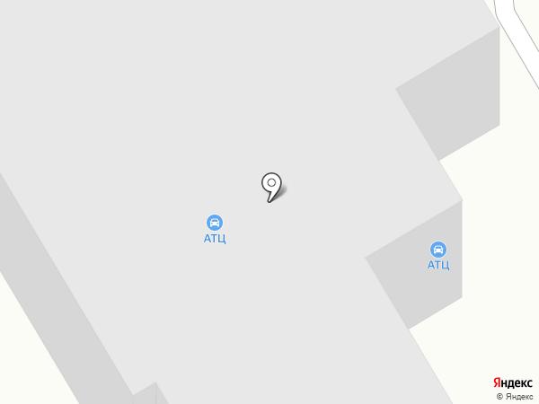 Редокс на карте