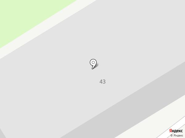 Баня на Магистральной на карте