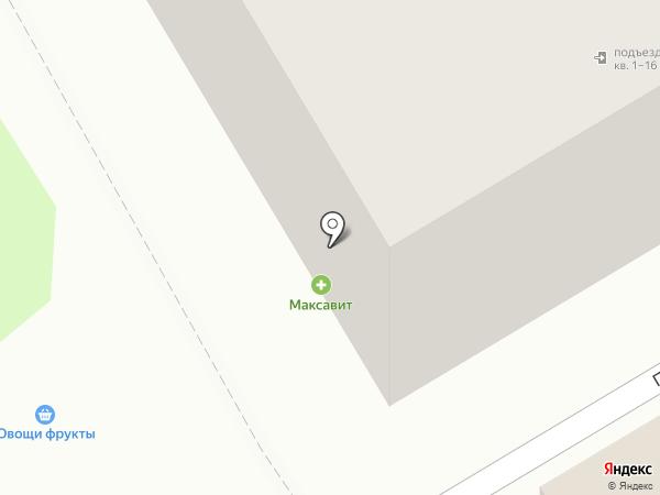 Ладушка на карте